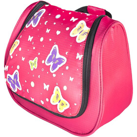 Grüezi-Bag Bttrfly Washbag Kids pink